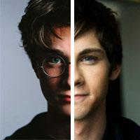 Harry Potter & Percy Jackson : TIMEKEEPER